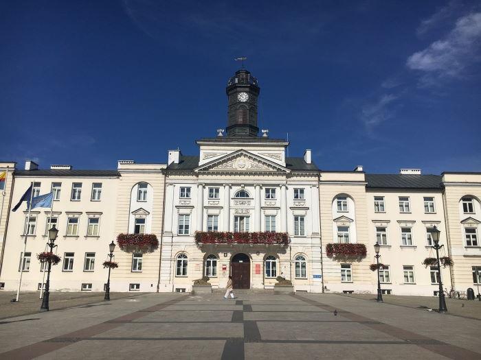 Powiat Płock: Wyrazy głębokiego współczucia