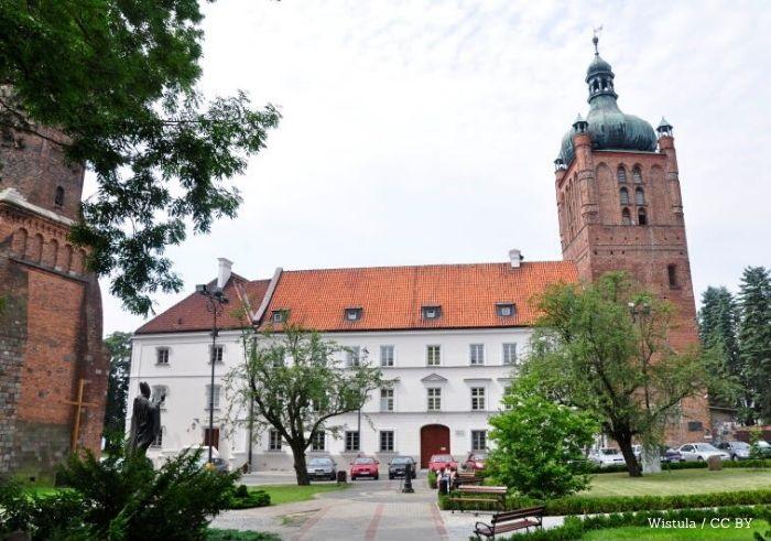 Powiat Płock: Uczniowie Zespołu Szkół im. Stanisława Staszica w Gąbinie na praktykach zawodowych…