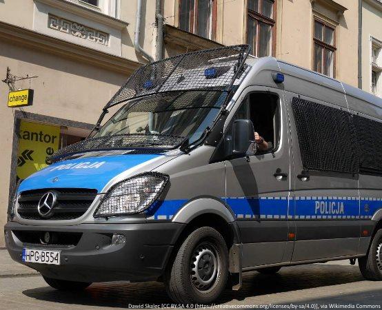 Policja Płock: Policjanci na festynie w Woli Gałeckiej