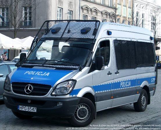 Policja Płock: Pożegnanie ze sztandarem