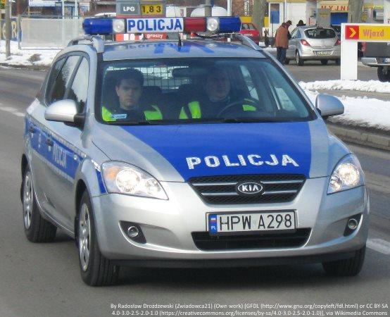 Policja Płock: Dzielnicowy zatrzymał czterech nietrzeźwych rowerzystów jednego dnia